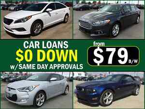 ** FREE, NO OBLIGATION CAR LOANS FOR ALL * $0 DOWN, SAME DAY ** Kingston Kingston Area image 2