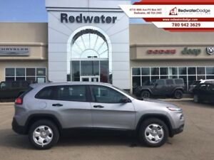 2017 Jeep Cherokee Sport  - Bluetooth -  Power Windows - $175.98