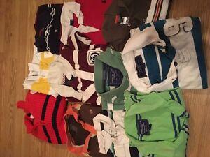 Boys shirts & sweater