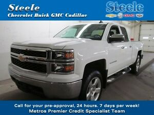 "2015 Chevrolet SILVERADO 1500 4x4 5.3L with 20"" Alloys !!!"