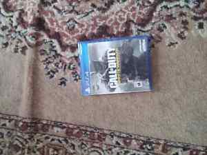 Ps4 game cod infanante warfare