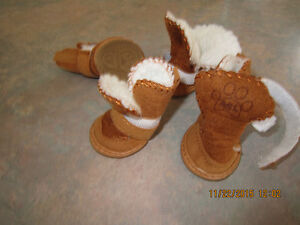 Dogie boots