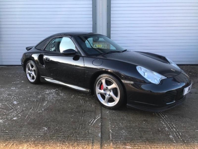 2004 Porsche 911 3.6 996 Turbo Cabriolet Tiptronic S AWD ...