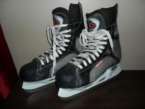 Mens / Teen Boys EASTON Synergy Ice Hockey Skates - Size 7