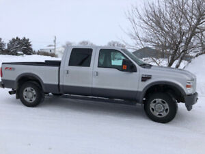 2008 Ford F250 FX4