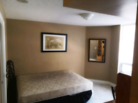 Sublet- Master bedroom with ensuite washroom
