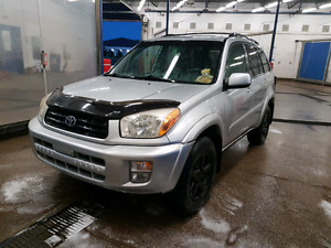 Rav4 all wheel drive