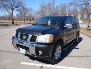 2004 NISSAN ARMADA EXCELLENT CONDITION
