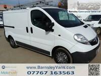 2009 09 VAUXHALL VIVARO SWB 2.0CDTI KITTED OUT LOOK - PARROT FITTED
