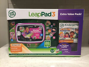 Leap Pad 3 (+ game and case)