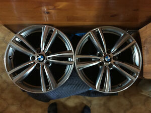 """2014 BMW M Sport Mags 19"""" New"""