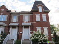 3-bedroom townhouse In Lachine for rent