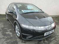 Honda Civic 1.8i-VTEC i-Shift Sport