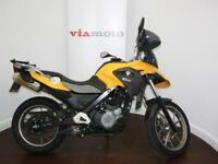 2013 BMW G650 GS - Yellow