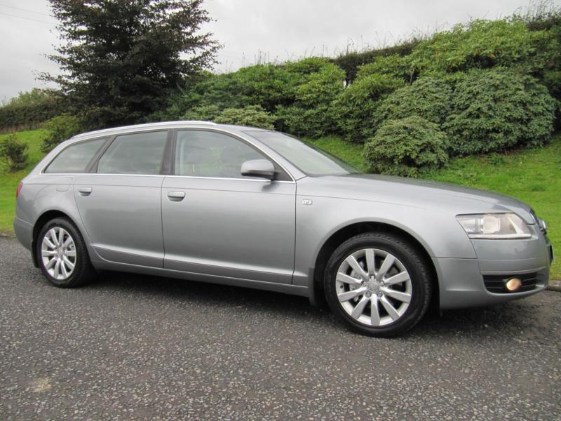 2007 Audi A6 Avant SE 2.0 Turbo FSI 200 BHP Estate