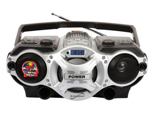 sc 1395 portable mp3 audio player radio