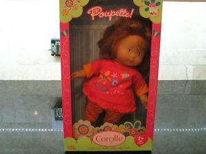 """12"""" Corolle Poupette LULU In Box reddish hair"""