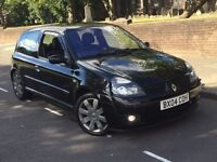RENAULT CLIO 182 SPORT 2004 LOADS OFF EXTRAS