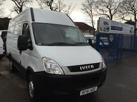 2011 IvecoDaily S Class 2.3TD MWB HIGH ROOF NO VAT 1 OWNER