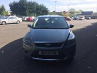 2009 Ford Focus 2.0TDCi 135 ( DPF ) Titanium diesel manual