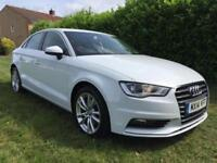 2014 14 Audi A3 2.0TDI ( 150ps ) ( s/s ) Sport 4dr 1 OWNER 6 AUDI SERVICES IMMAC