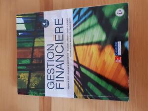Manuel Gestion financière 4e édition