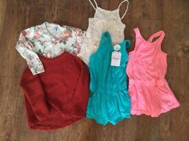 Zara clothes bundle size 4-5