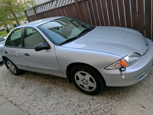 2001 Cavalier for sale