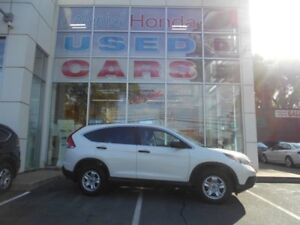 2014 HONDA CR-V LX FWD HEATED FRONT SEATS AND MIRRORS