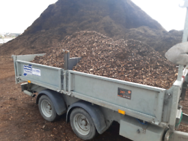 Tri Ard Quarries Wood Chip Bark Free delivery