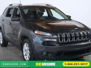 2014 Jeep Cherokee North MAGS BLUETOOTH CAMERA RECUL NAVIGATION