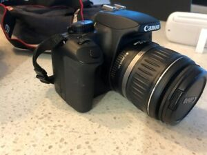 Canon Rebel Camera XS (EOS 1000D)