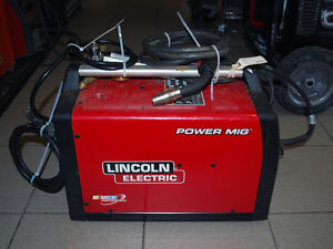 Lincoln Electric POWER MIG 180 Dual MIG Welder