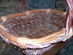 Trug Wicker Basket UK
