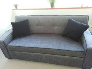 COUCH - HIDEABED