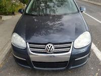 2006 Volkswagen Jetta with just 170K ( A/C, SUNROOF, ALARM )