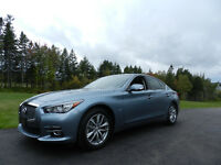 2014 Infiniti Q50 Premium AWD Luxury with Tech Pkg- Nav etc.