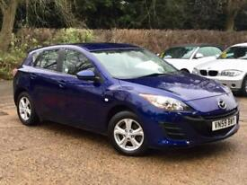 2009 Mazda Mazda3 1.6 TS Blue only 33,295 Miles Warranted Mileage 1 OWNER CAR