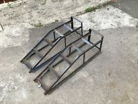 Pair of car ramps for sale