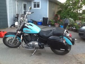 1995 Honda shadow Ace American Classic Edition Peterborough Peterborough Area image 3