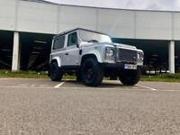2015 Land Rover Defender 90 XS Station Wagon TDCi [2.2] with air con leather ...