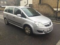 2008 Vauxhall Zafira 1.6 Manual braking for spares call for prices 07440669494