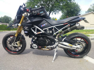 2014 Aprilia dorsoduro 750 abs  supermotard streetfighter
