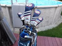 Ensemble de golf Callaway XR 2015 pour gaucher