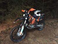 KTM 2006 EXC250