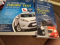 Official Highway Code and theory test booklet