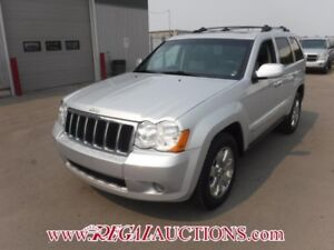 2010 JEEP GRAND CHEROKEE LIMITED 4D UTILITY 4WD 3.7L LIMITED