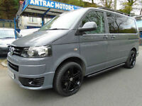 2014 Volkswagen Transporter Shuttle 2.0TD (140 REMAPPED) SWB 9 SEATER T30 S