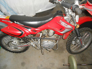 Baja 125 motocross bike for sale