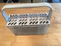 Electrolux cutlery dishwasher holder